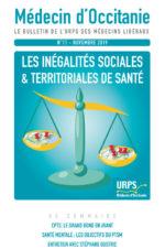 URPS médecin d'Occitanie bulletin N11-11-2019