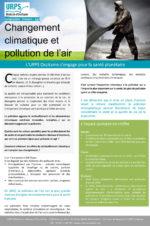 URPS médecin d'Occitanie – Changement climatique et pollution de l'air