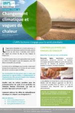 URPS médecin d'Occitanie – Changement climatique et vagues de chaleur