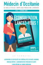 URPS médecin d'Occitanie bulletin N12-02-2020