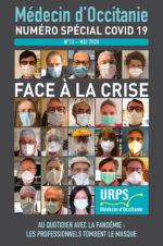 URPS médecin d'Occitanie bulletin N13-05-2020