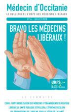URPS médecin d'Occitanie bulletin N14-07-2020