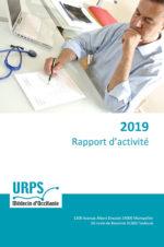 URPS médecin d'Occitanie -Rapport d'activité 2019