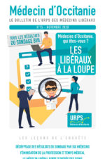 URPS médecin d'Occitanie bulletin N15-11-2020