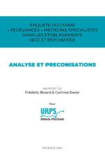 Enquête sur les Redevances médecins- cliniques (rapport)