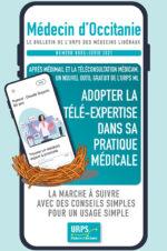 URPS Médecin d'Occitanie bulletin Hors série 2021
